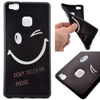 Soft TPU Back Case for Huawei P9 Lite (Black)