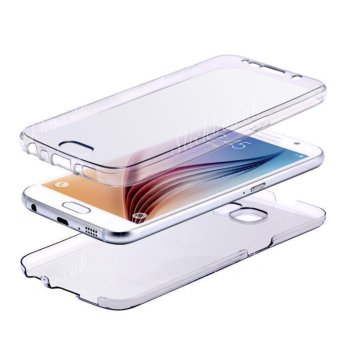 Softcase 360 Bening Samsung A5 2017/A520 Full Casing Body SilikonCase