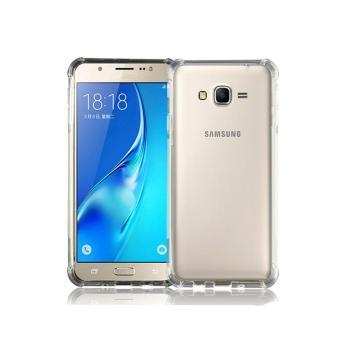 Softcase Anti Crack Anti Shock For Samsung Galaxy J710 ( J7 2016 ) Aircase - Putih