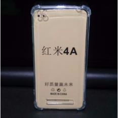 Softcase Anti Shock / Anti Crack Elegan Silicon Transparant For Xiaomi Redmi 4A
