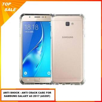 Softcase For Samsung Galaxy A5 2017 A520 Anti Shock Crack