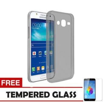 Softcase Samsung Galaxy J2 Prime Ultrathin Aircase Hitam