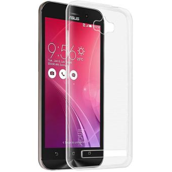 Softcase Ultrathin for Asus Zenfone Max - Putih Clear