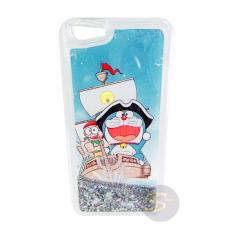 Softcase Water Glitter Anime Jepang For OPPO A39 - White