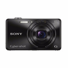 Sony DSC WX220 Black Kamera Pocket