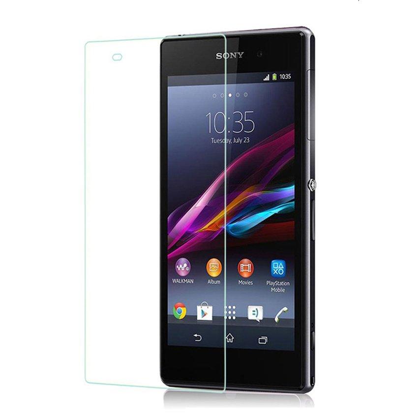 Sony Experia Xperia Z1 L39 L39H Docomo LTE BIG TemperedGlass .