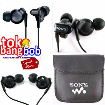 Harga Sony MDR-EX700 In Ear Earphone Super Bass - Hitam