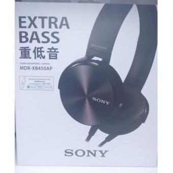 Sony MDR-XB450AP Extra Bass Headphone Headset 450 Pengiriman Warna Random