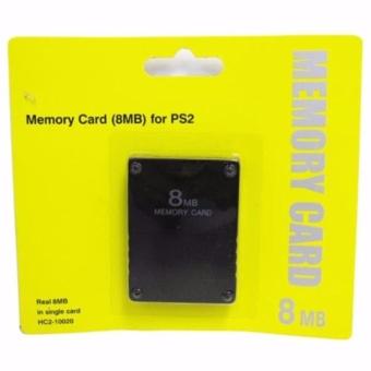 SONY Memory Card 8MB ORIGINAL - Hitam