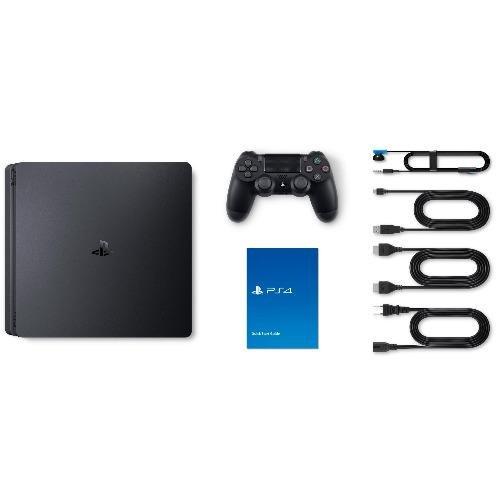 Sony Playstation 4 Garansi Sony Cuh 1206a Hitam Gratis 3 Games Source · SONY Playstation 4 Slim 500GB CUH 2016A Gratis Extra Controller