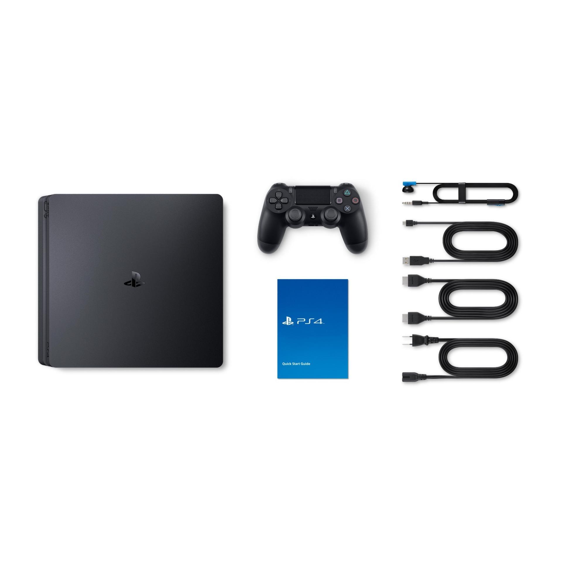 Periksa Peringkat Sony Playstation 4 Slim 500gb Garansi Cuh 2006a Hits Bundle Free Extra Controller