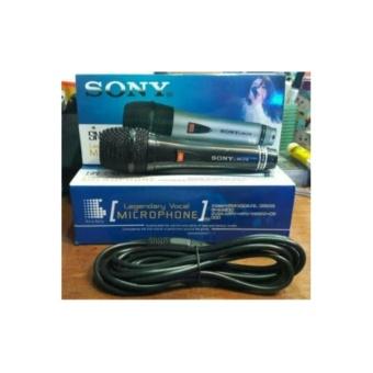 SONY SN-218 mic mik microphone mikrofon kabel cable karaoke