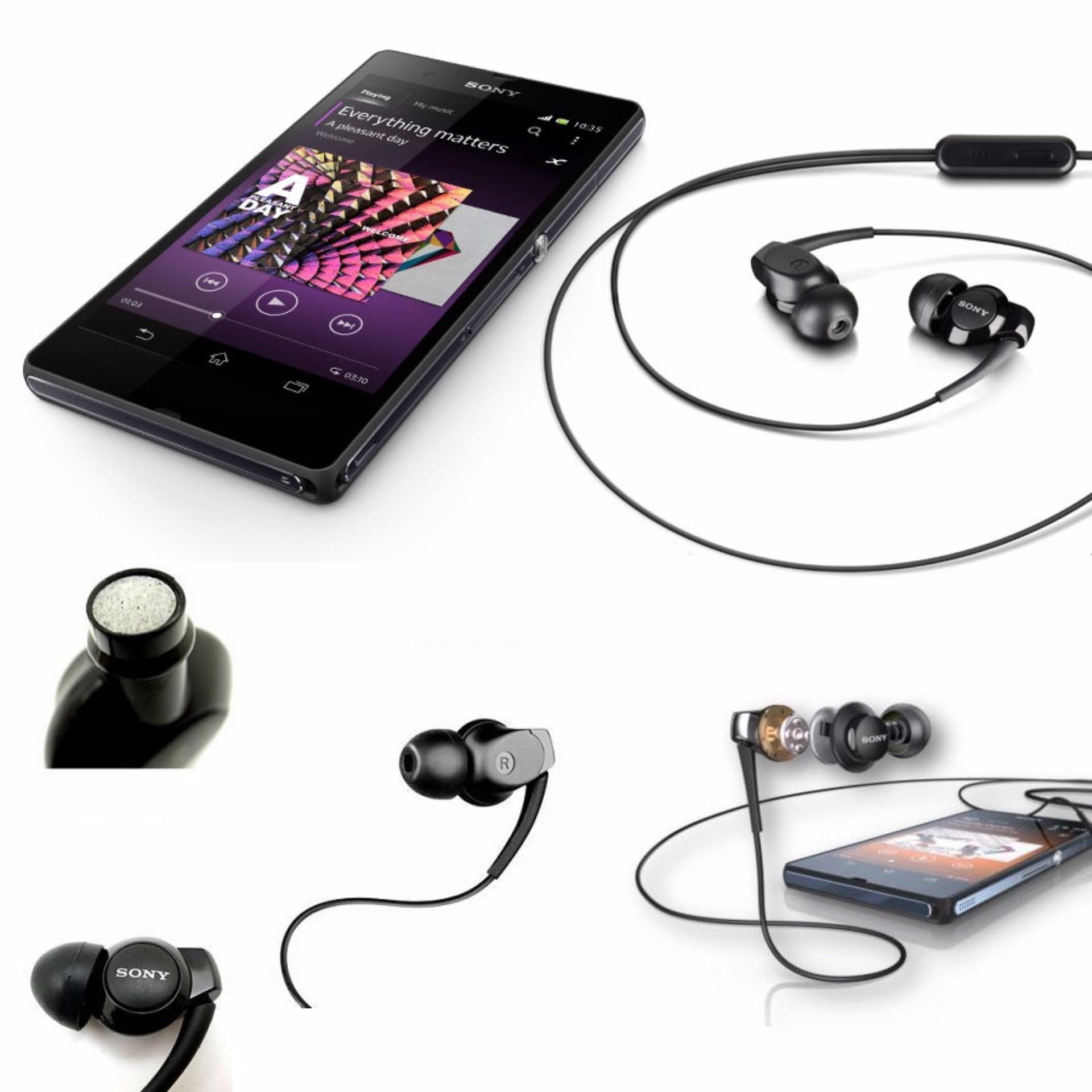 Diskon Sony Wireless In Ear Headphones Wi C400 Merah Lihat Hansfree Xperia Series Pause Stereo Handsfree Headphone For Mh Ex300ap