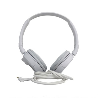 Harga Sony Super Xpress Let's Music Earbud Here MDR ZX110 Putih