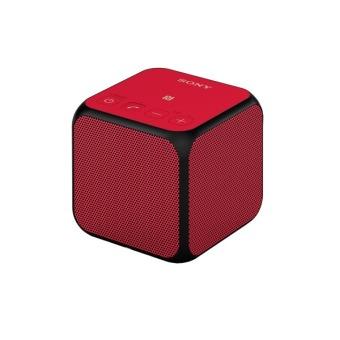 sony ultra portable bluetooth speaker. sony ultra-portable bluetooth speaker srs-x11 - merah ultra portable d