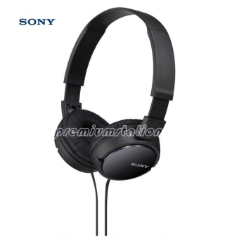 Harga Sony Xpress Music Super Bass MDR ZX110AP Black