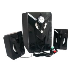 SP Advance M10BT Bluetooth Speaker - Hitam [Subwoofer System]