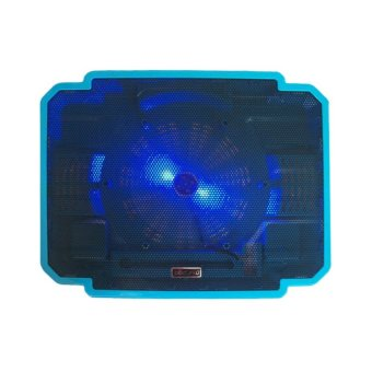 SP MURAGOH M801 COOLING PAD PENDINGIN NOTEBOOK COOLER KIPAS ALASLAPTOP SINGLE FANBESAR