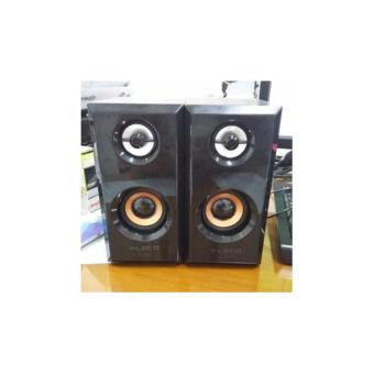 Speaker Aktif Kayu FLECO F-017 Extra Super Sound