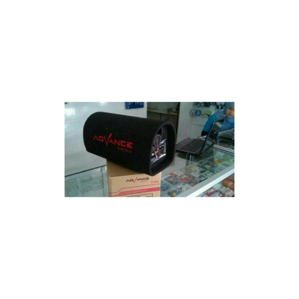 Speaker Aktif Tabung Mobil/Rumah Advaance T101 KF TERLARIS ...