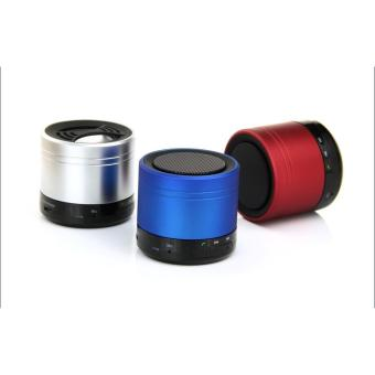 Speaker Mini Super Bass Portable Bluetooth Speaker - S10 - Hitam