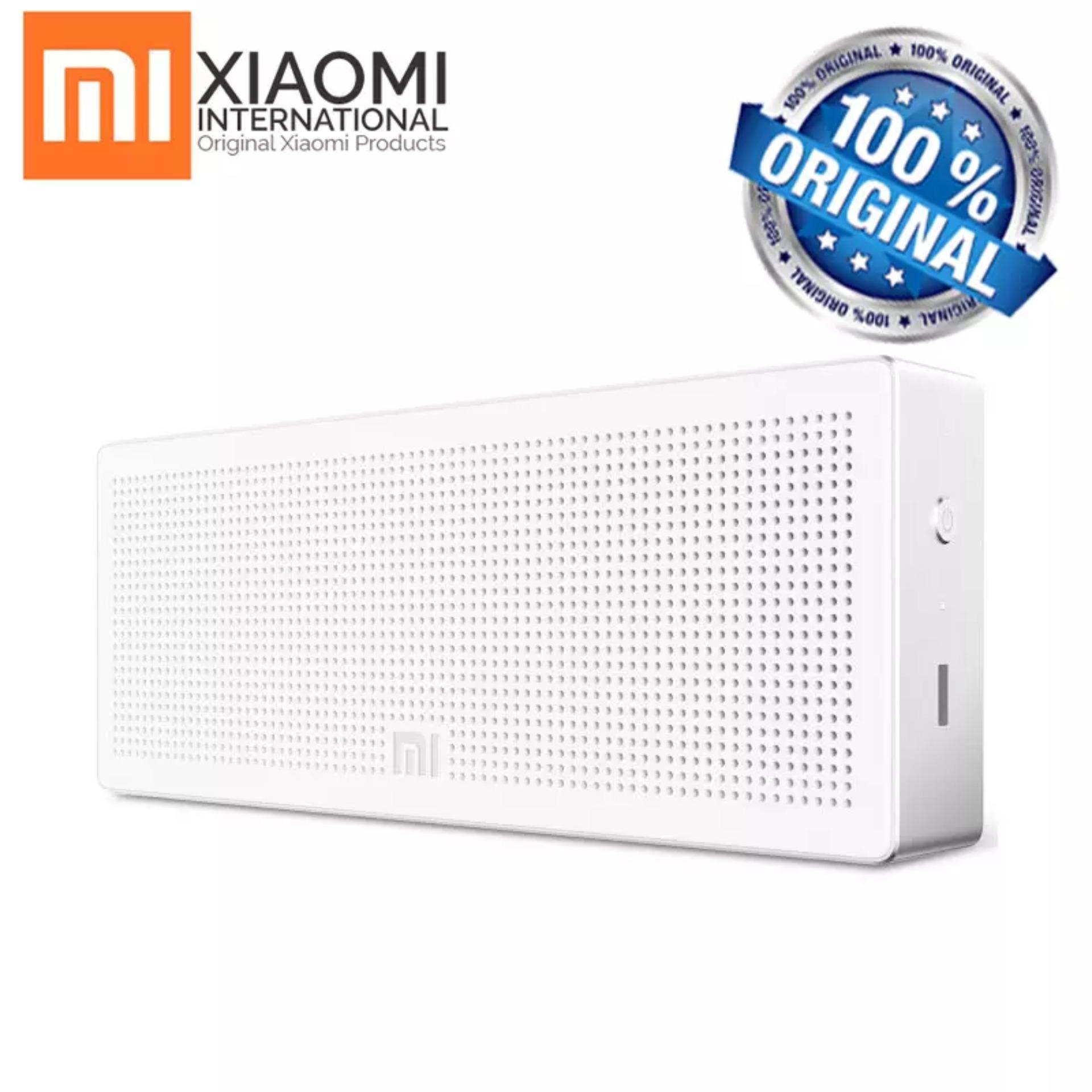 Vivan Speaker Portable Mini Bluetooth With Lamp Putih Daftar Harga Original Xiaomi Mi Square Box Stereo Cubic Cube