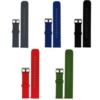 Sports Silicone Watch Band Strap for Samsung Gear S2 ClassicSM-R732 Smart Watch in Red ...