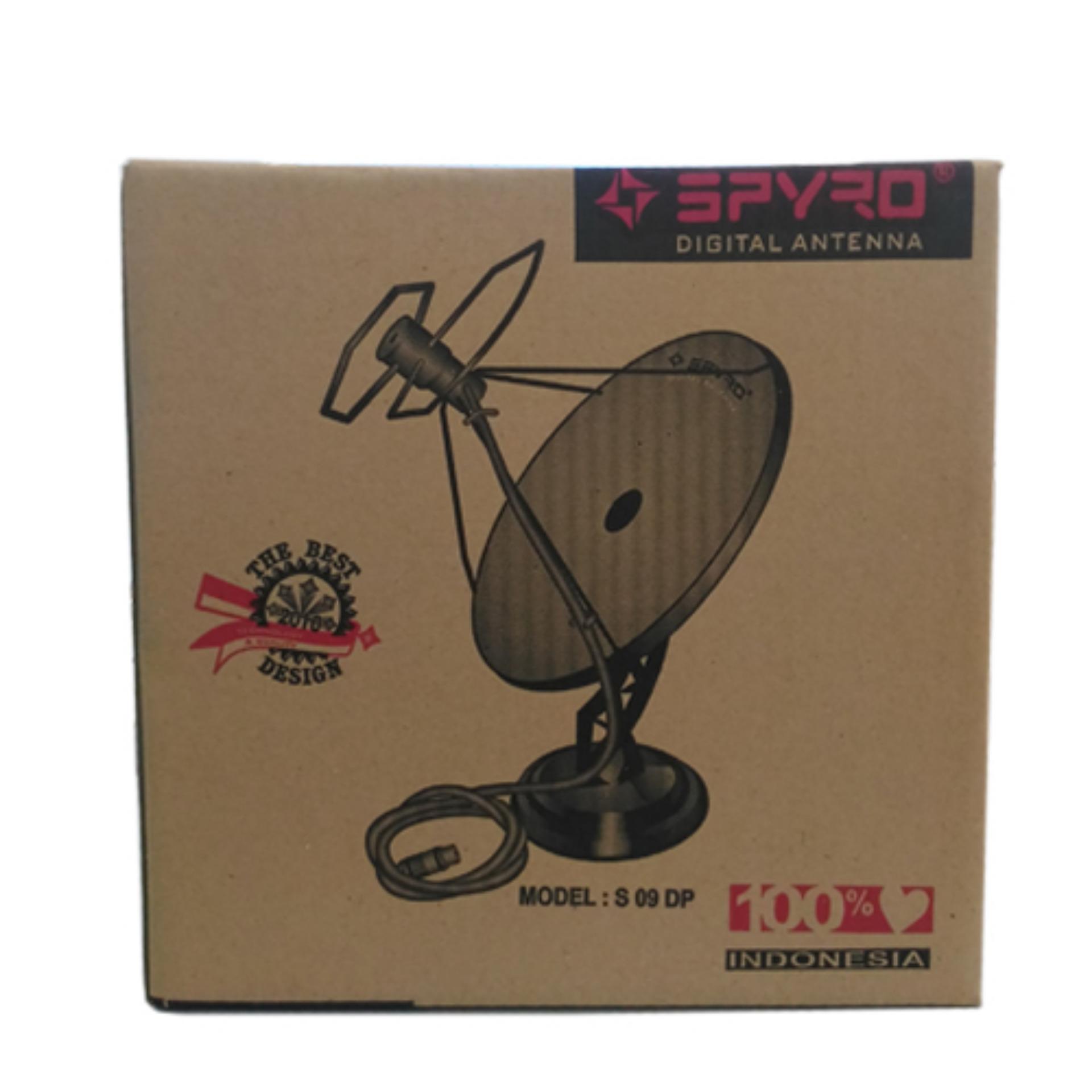 Digital Penemu Satelit Duduk Pencari Sinyal Pointer Penerima TV Satelit Alat Baru. Source · Spyro