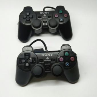 Stick PlayStation 2 - PS2 Longterm Use (Black) 2 PCS