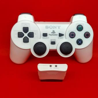 Stick PlayStation 2 Wireless PS2 Controller White