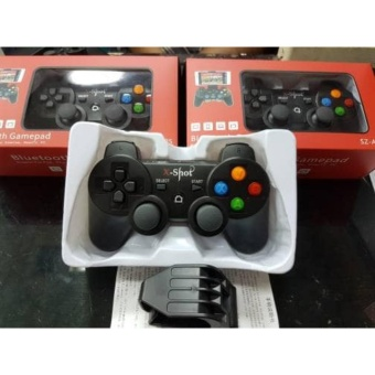 Stik HP Android / Bluetooth Gamepad Android - 2