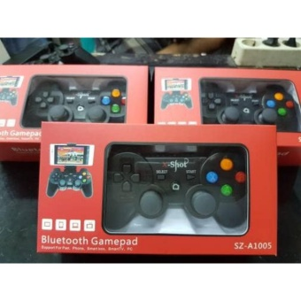Stik HP Android / Bluetooth Gamepad Android