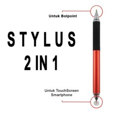 Stylus pen 2 in 1- Stylus pen model sharp tic Best Quality