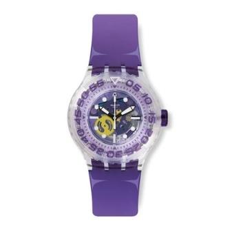 Harga Terendah Swatch suu100 menyelam seri jam tangan pelindung layar pelindung pelindung layar pelindung layar Harga