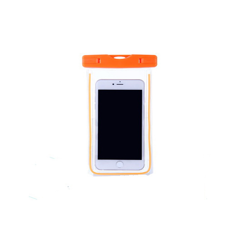 Tahan air pasir bukti anti debu tas untuk handphone ukuran di bawah 15 .