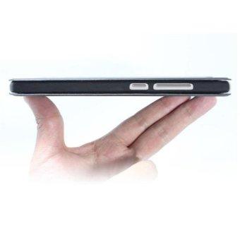 Taoyi Mi Logo Flip Leather Case For Xiaomi Redmi 4X(gold) - intl
