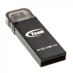 Team Flashdisk OTG M132 USB 3.0 - 16GB - Hitam