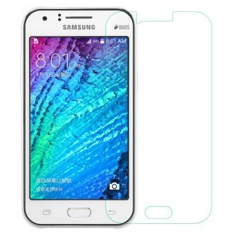Samsung Galaxy J1 Anti Gores Kaca / Tempered Glass Kaca Bening