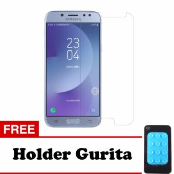 Tempered Glass For Samsung Galaxy J5 Pro Ultra Screen Protector + Free Holder