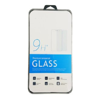Tempered Glass For Sony Xperia C5/ C5 Ultra/ C5 Ultra Dual Anti Gores Kaca/ Screen Protection - Transparant