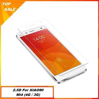 Tempered Glass HMC 2.5D Untuk Xiaomi Mi 4 / Mi 4 4G - Clear
