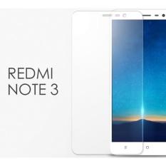 Tempered Glass Kaca Original Screen Protector for Xiaomi Redmi Note3 Pro