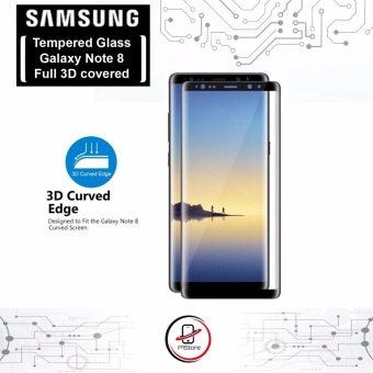 TEMPERED GLASS SAMSUNG NOTE 8 NEW ARRIVAL ANTI GORES ANTI LECET 3D CURVED GLASS