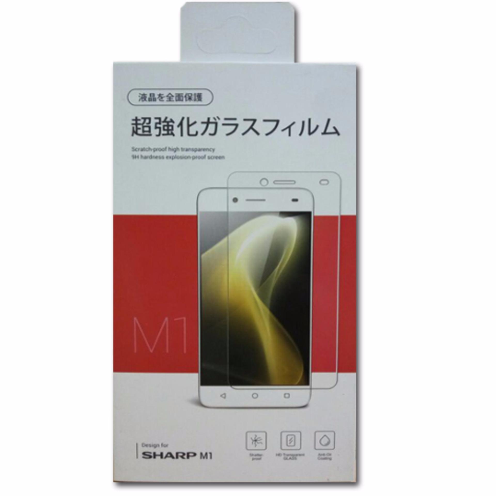 Flash Sale Tempered Glass Sharp M1