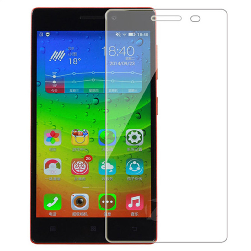 Vn Lenovo Vibe X2 Tempered Glass Screen Protector 0.32mm - Anti Crash Film - Bening