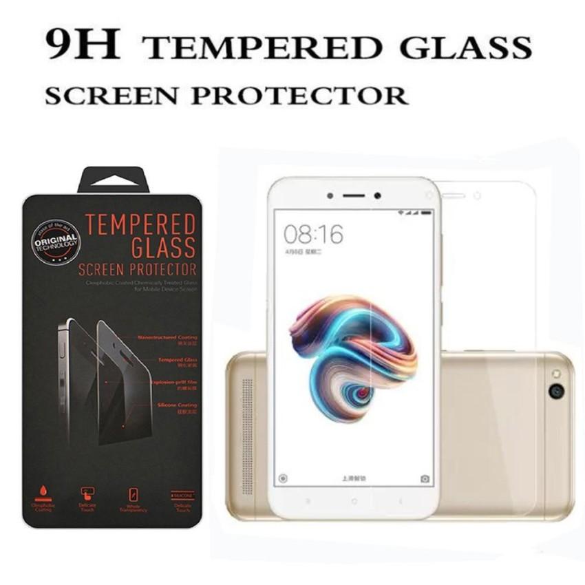 Tempered Glass Xiaomi Redmi 5A Ukuran 5 0 Inch Temper Anti Gores Kaca 9H Pelindung Layar