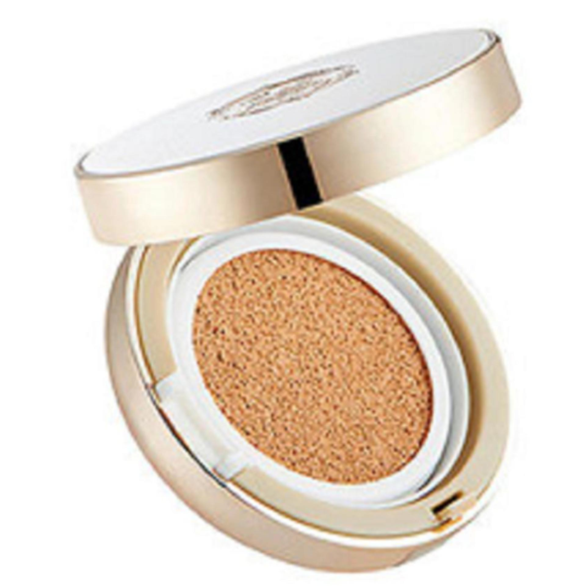 The Face Shop Miracle Finish Oil Control Water BB Cushion SPF 50 PA++ Refill + Puff