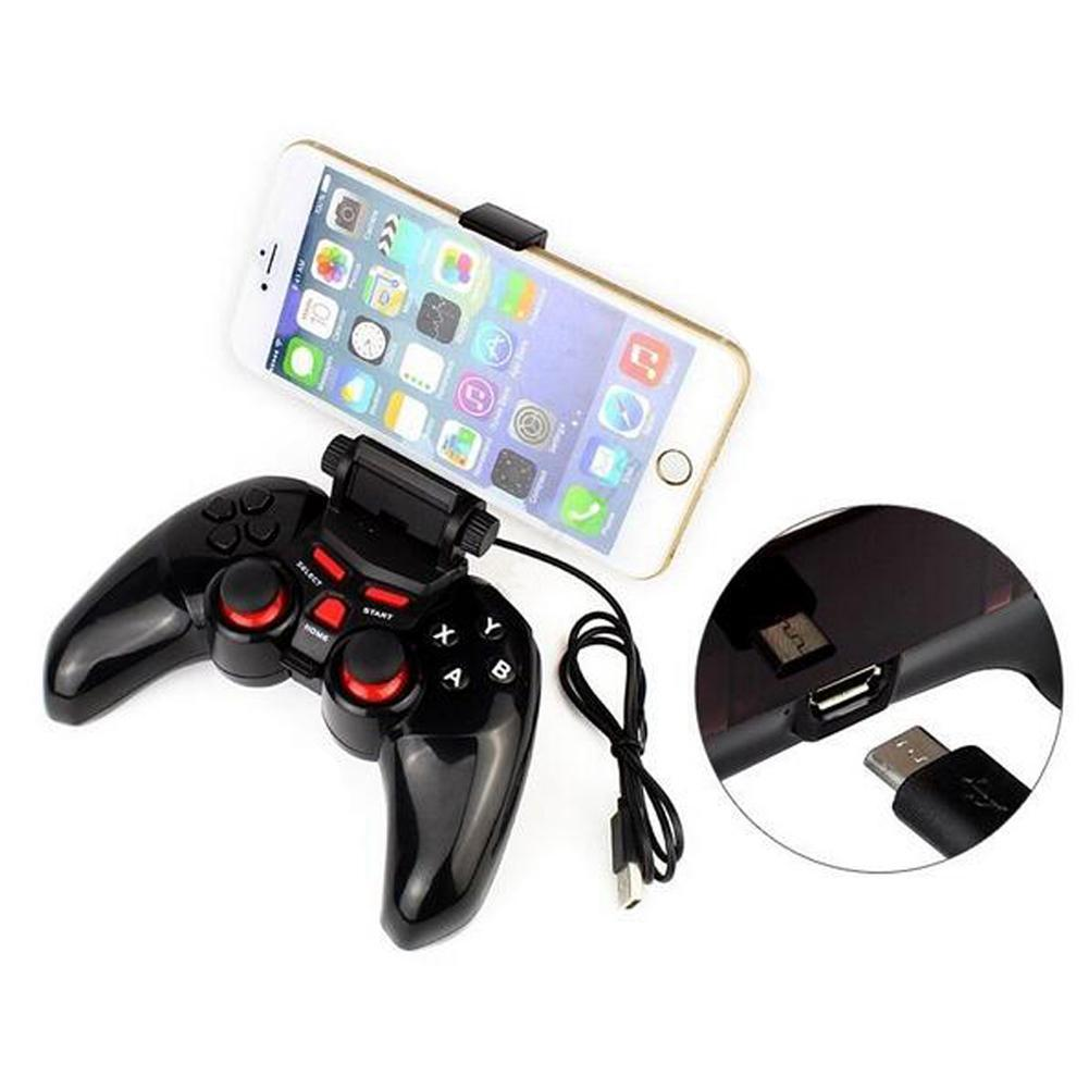 Hot Deals Ti 465 Wireless Android Bluetooth Gamepad Dobe Game Hp Dan Ios Controllerjoystick For Pc With Cell