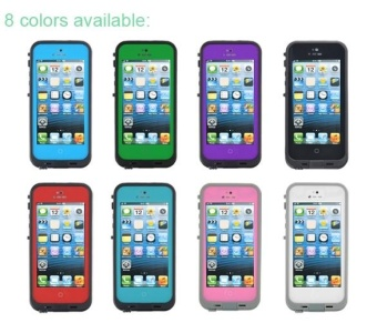 Topsellers365 New Hot Waterproof Shockproof Dirt Snow Proof DurableCase Cover For iPhone 5/5S (