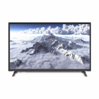 TOSHIBA 24L2600VJ LED TV - Hitam USB MOVIE [24 Inch] ...